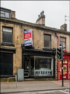 1,015 SF High Street Shop for Rent | 723 Bacup Road, Rossendale, BB4 7EU