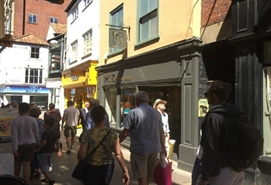 420 SF High Street Shop for Rent  |  9 Back Of The Inns, Norwich, NR2 1PT