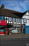 574 SF High Street Shop for Rent  |  1770 Coventry Road, Birmingham, B26 1PB