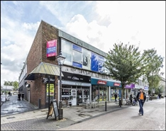 663 SF High Street Shop for Rent  |  18 Parker Lane, Burnley, BB11 2BY
