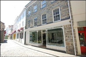 650 SF High Street Shop for Sale  |  29 Mill Street, Guernsey, GY1 1HW