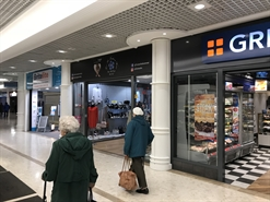 554 SF Shopping Centre Unit for Rent  |  16, Priory Shopping Centre, Dartford, DA1 2HR