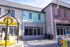 550 SF Shopping Centre Unit for Rent  |  16 Bethel Square Shopping Centre, Brecon, LD3 7JP