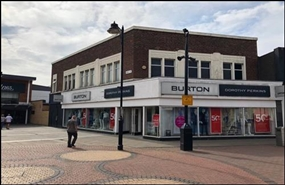 3,692 SF High Street Shop  |  158 - 160 Widnes Road, Widnes, WA8 6BA