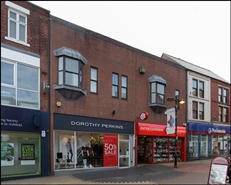 3,886 SF High Street Shop for Sale  |  22 - 26 Low Street, Sutton In Ashfield, NG17 1DG