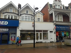 770 SF High Street Shop for Sale  |  591 Christchurch Road, Bournemouth, BH1 4AN
