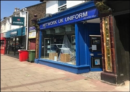 618 SF High Street Shop for Rent  |  99 Walton Road, East Molesey, KT8 0DR