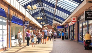 556 SF Shopping Centre Unit for Rent  |  3A The Maltings, Ross-on-Wye, HR9 7YB