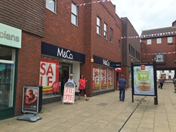 1,667 SF Shopping Centre Unit for Rent  |  Unit 3, St Benedicts Court, Huntingdon, PE29 3PN