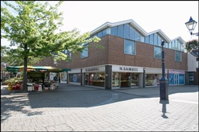 460 SF High Street Shop for Rent  |  2 - 10 Mill Lane, Solihull, B91 3AX