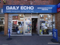 1,007 SF High Street Shop for Rent  |  Unit 3, Broadstone, BH18 8DH