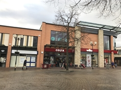 958 SF Shopping Centre Unit for Rent  |  Unit 8, The Square Shopping Centre, Nottingham, NG9 2JG