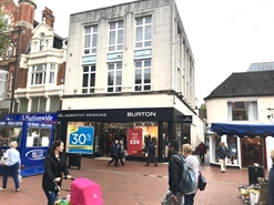 2,747 SF High Street Shop for Rent  |  97-98 Broad Street, Reading, RG1 2AX