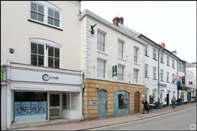 670 SF High Street Shop for Rent  |  16 Agincourt Square, Monmouth, NP25 3DY