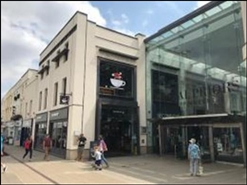 1,827 SF Shopping Centre Unit for Rent  |  Royal Priors Shopping Centre, Leamington Spa, CV32 4XT