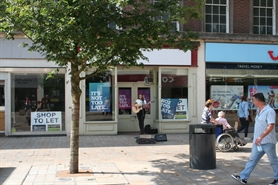 963 SF High Street Shop for Rent  |  15 King Edward Street, Kingston upon Hull, Hull, HU1 3RL