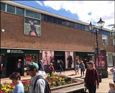 1,119 SF Shopping Centre Unit for Rent  |  6 Mill Lane, Solihull, B913AX