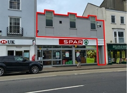 3,896 SF High Street Shop for Rent  |  First Floor, 88 - 90 High Street, Honiton, EX14 1JW