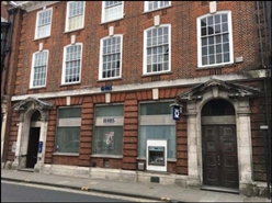 1,469 SF High Street Shop for Rent  |  14 Minster Street, Salisbury, SP1 1TF
