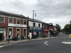 1,909 SF High Street Shop for Rent  |  1 Woodford Road, Bramhall, SK7 1JN