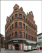 4,040 SF High Street Shop for Rent | Chicago Buildings, Liverpool, L1 6DS