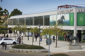 1,100 SF Shopping Centre Unit for Rent  |  Unit 32, Lloyds Court, MILTON KEYNES, MK9 3EH