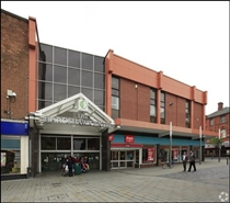2,110 SF Shopping Centre Unit for Rent  |  Unit 6, Hardshaw Centre, St Helens, WA10 1EB