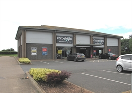 5,026 SF Retail Park Unit for Rent  |  Former Carpetright, Exmouth, EX8 2NR