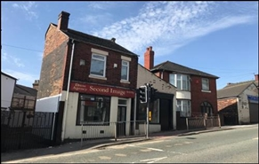 1,087 SF High Street Shop for Sale  |  74A - 76 Keelings Road, Stoke On Trent, ST1 6PB