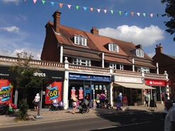 1,577 SF High Street Shop for Rent  |  156 Fleet Road, Fleet, GU51 4BE