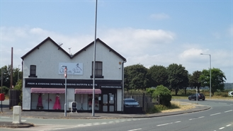 1,032 SF Out of Town Shop for Rent  |  Chester Road, Broughton, CH4 0DL