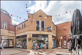 1,141 SF Shopping Centre Unit for Rent  |  Unit 1, St Marys Place Shopping Centre, Market Harborough, LE16 7DR