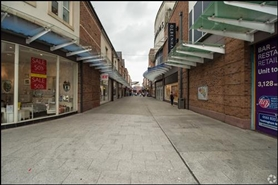 2,099 SF Shopping Centre Unit for Rent  |  Unit S26, Washington Square Shopping Centre, Workington, CA14 3DZ
