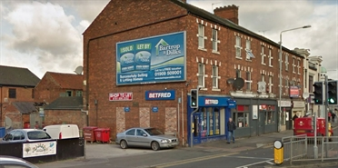 849 SF High Street Shop for Rent  |  5 Victoria Square, Worksop, S80 1DX