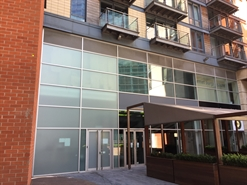 2,512 SF High Street Shop for Rent  |  Unit B5, Left Bank, Spinningfields, Manchester, M3 3AN
