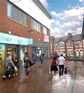 2,167 SF Shopping Centre Unit for Rent  |  Unit 2, Burgess House, Harpurhey Shopping Centre, Harpurhey, M9 4DH