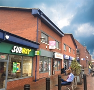 705 SF Shopping Centre Unit for Rent  |  Unit 18, Harpurhey Shopping Centre, Harpurhey, M9 4DH