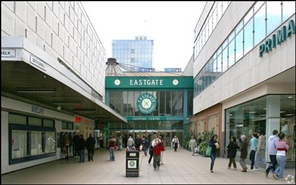 1,579 SF Shopping Centre Unit for Rent  |  Eastgate Shopping Centre, Basildon, SS14 1JJ