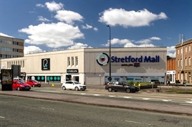 3,289 SF Shopping Centre Unit for Sale  |  Unit 11 Kingsway Mall, Stretford, M32 9BD