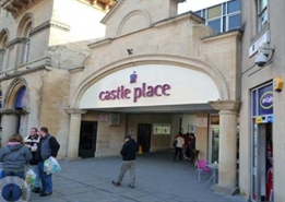 15,000 SF Shopping Centre Unit for Rent  |  Castle Place Shopping Centre, Trowbridge, BA14 8AL