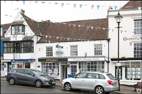 316 SF High Street Shop for Rent  |  18 High Street, Thornbury, BS35 2AH