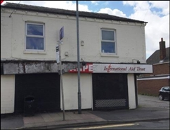 2,285 SF Out of Town Shop for Rent  |  35 - 37 Golborne Road, Warrington, WA3 2DP