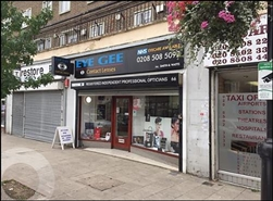 850 SF High Street Shop for Rent  |  66 The Broadway, Loughton, IG10 3ST