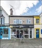 1,046 SF High Street Shop for Rent  |  50 Madoc Street, Llandudno, LL30 2TW