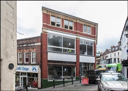 2,451 SF High Street Shop for Rent  |  8 Stony Street, Frome, BA11 1BU