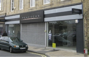 4,510 SF High Street Shop for Rent  |  Unit 3, 25-27 King Street, Brighouse, HD6 1NX