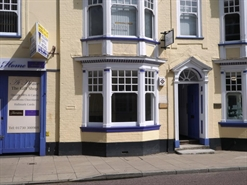 444 SF High Street Shop for Rent  |  Lyndum House 12 High Street, Petersfield, GU32 3JG