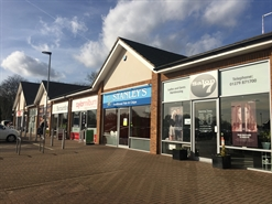990 SF High Street Shop for Rent  |  Unit 6 Priors Green Local Centre, Takeley, Essex, Essex, CM6 1EY