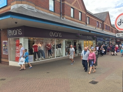 2,275 SF Shopping Centre Unit for Rent  |  Unit 1 Hildreds Shopping Centre, Skegness, PE25 3NU