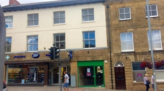 320 SF High Street Shop for Rent | 5A Fore Street, Chard, TA20 1PH